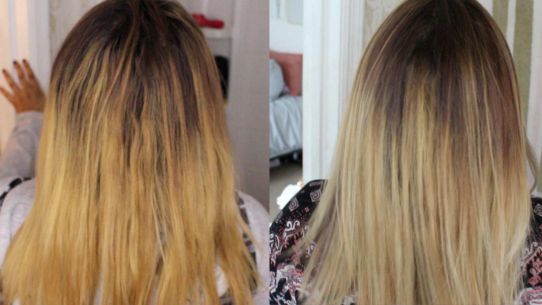 How to Tone Brassy Hair - XoXoKayMo