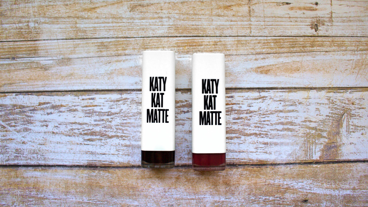 First Impression: CoverGirl Katy Kat Matte Lipstick
