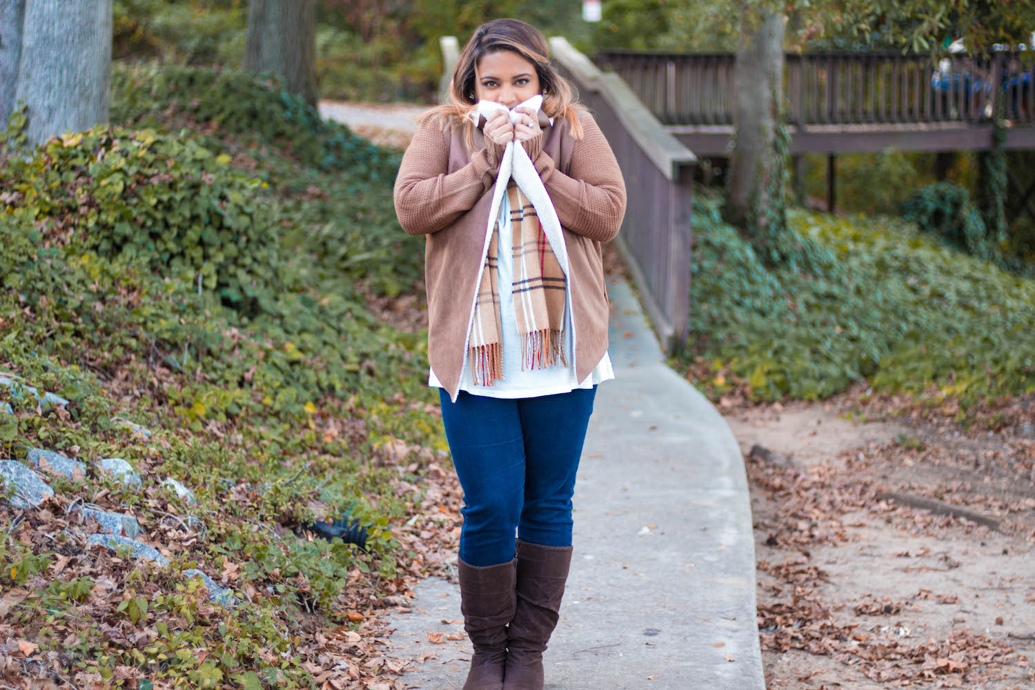 OOTD: Plus Size Fall Fashion