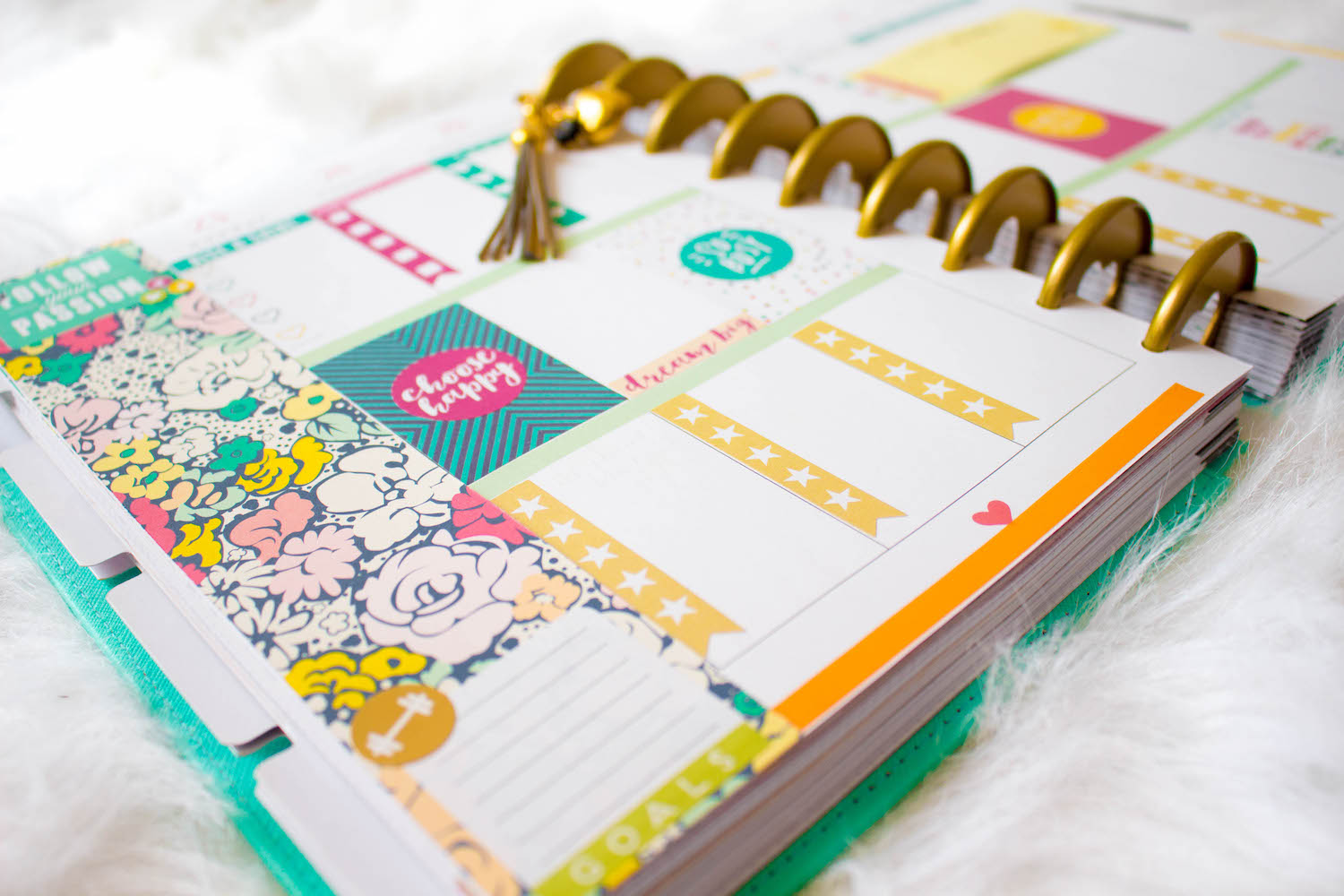 Happy Planner | Week 4