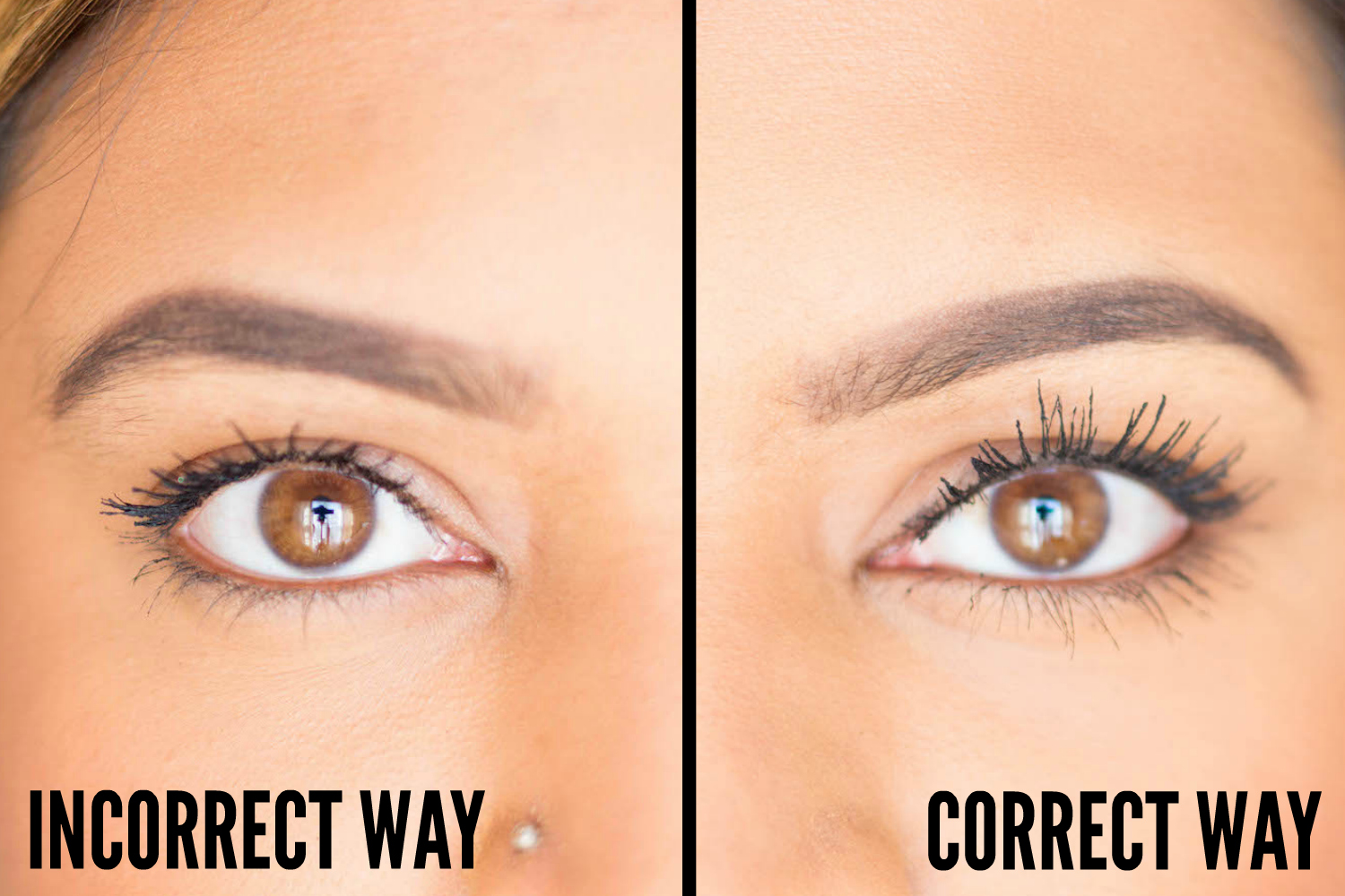 Mascara Routine For Short Straight Lashes