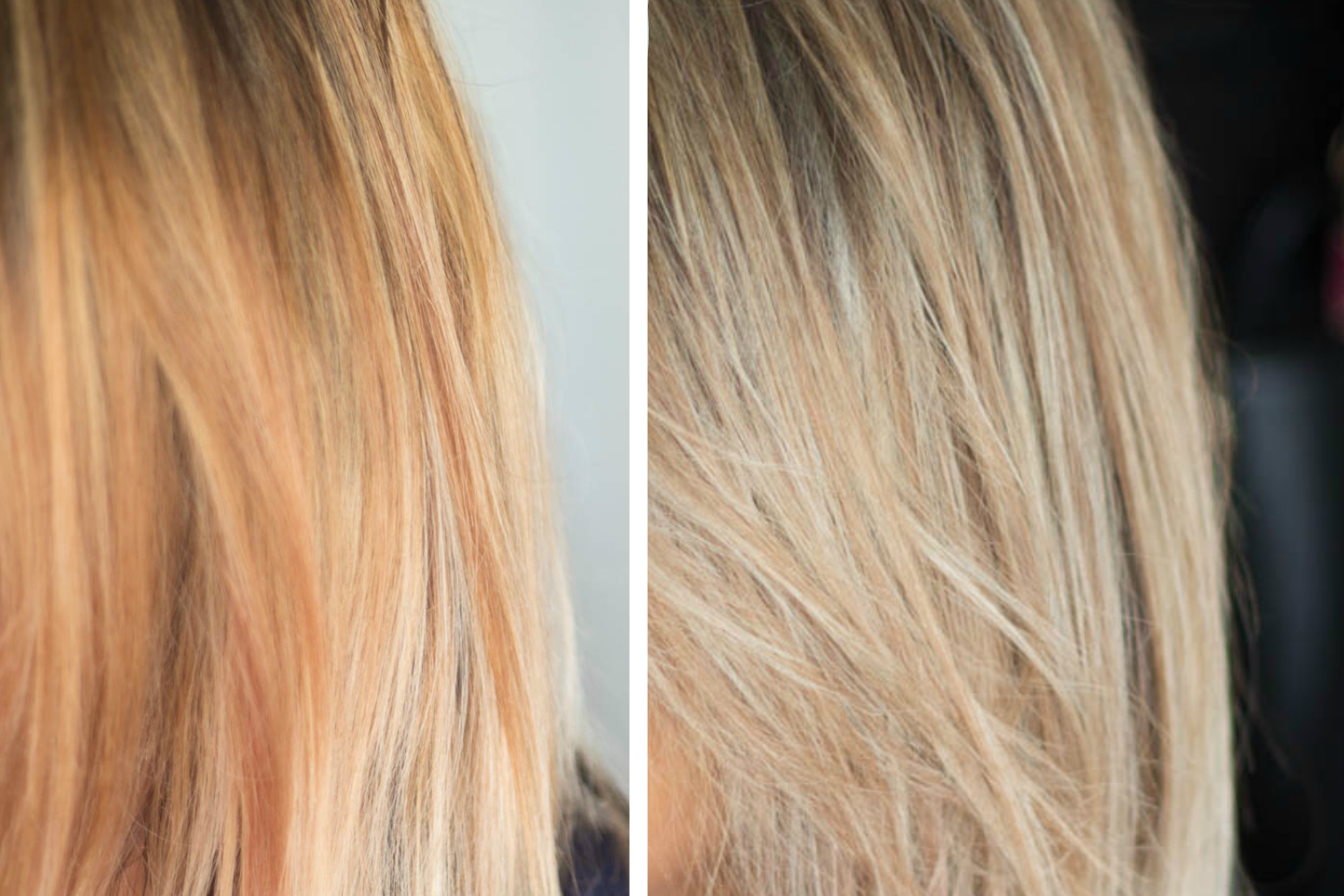 How to Tone Brassy Hair at Home - Wella T14 and Wella T18 ...