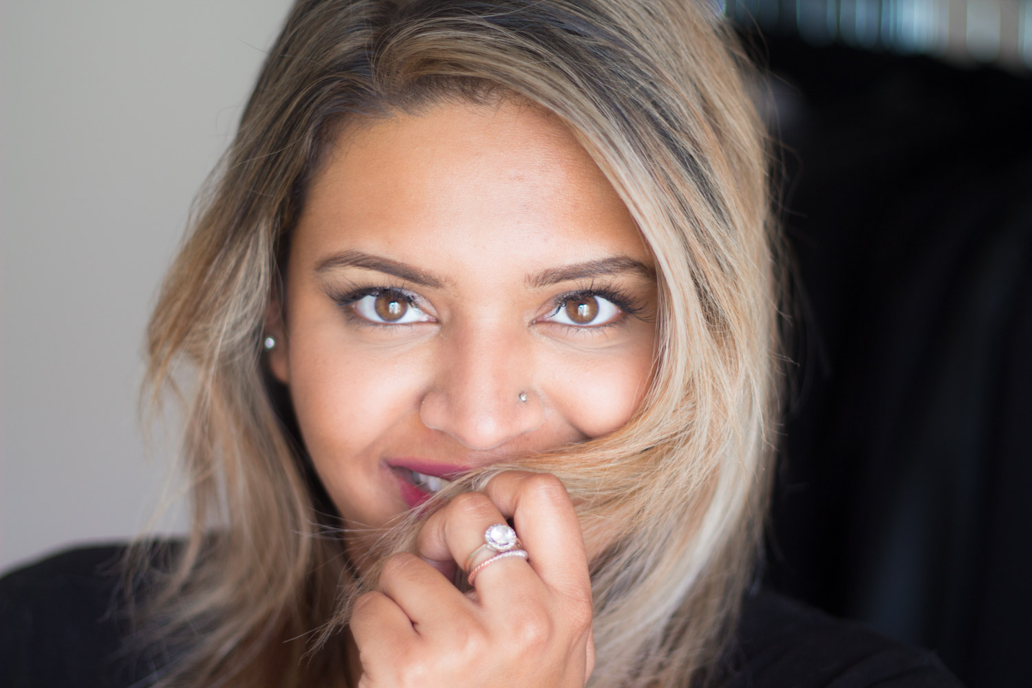 Blonde Hair Brown Skin 5 Tips For Desibrownindian Skin Xoxokaymo