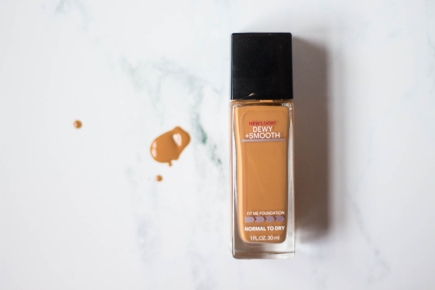 Go To Fall Drugstore Foundation: Maybelline Fit Me! Dewy+Smooth