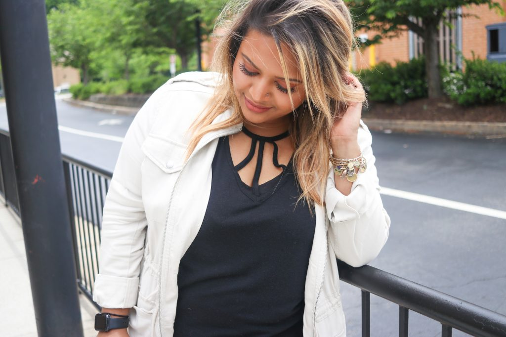 Plus Size Fashion: How to Style a T-Shirt