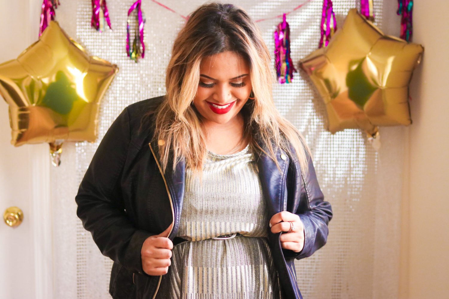Plus Size Fashion: New Years Eve Look Book